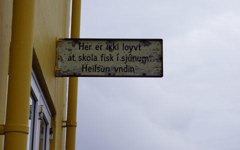 język farerski torshavn